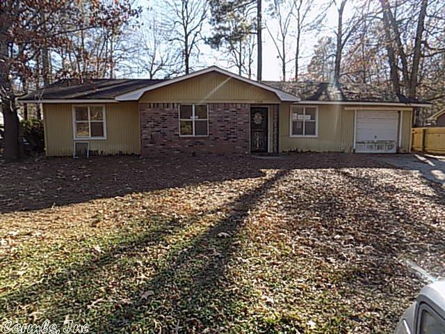 1204 E 41st, Pine Bluff, AR 71601 (MLS #17036045) :: Truman Ball & Associates - Realtors® and First National Realty of Arkansas