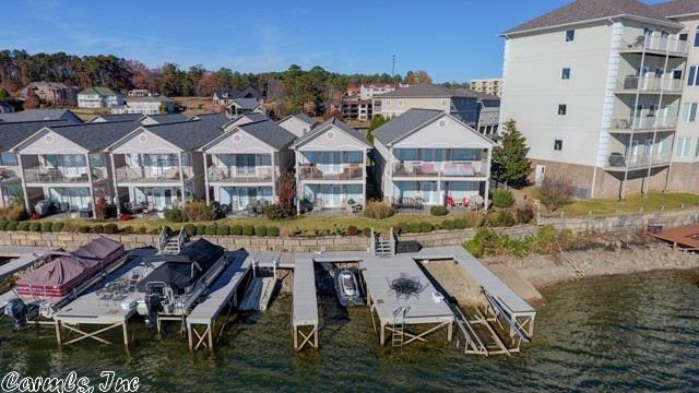 183 Villa Pointe B, Hot Springs, AR 71913 (MLS #17036047) :: Truman Ball & Associates - Realtors® and First National Realty of Arkansas
