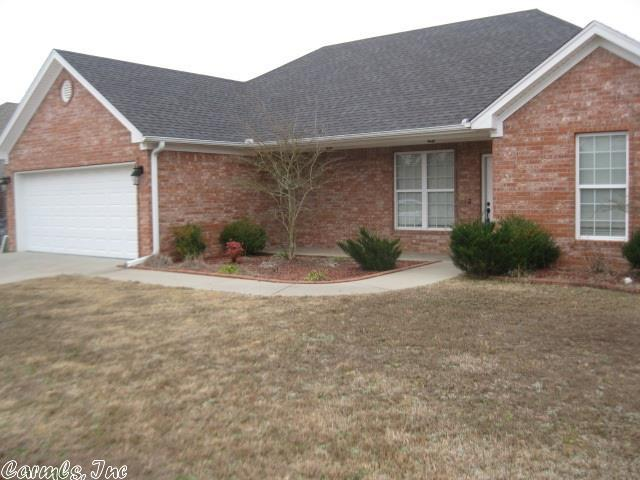623 Hideaway, Alexander, AR 72002 (MLS #18004604) :: Truman Ball & Associates - Realtors® and First National Realty of Arkansas
