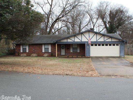 320 W Cross, Benton, AR 72015 (MLS #18005130) :: Truman Ball & Associates - Realtors® and First National Realty of Arkansas