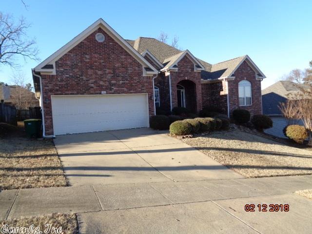 110 Trelon, Little Rock, AR 72223 (MLS #18005518) :: Truman Ball & Associates - Realtors® and First National Realty of Arkansas