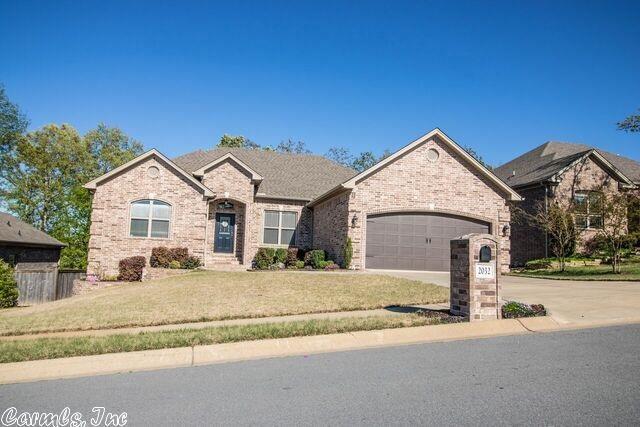 2032 Miramonte Drive, Sherwood, AR 72120 (MLS #18011645) :: iRealty Arkansas