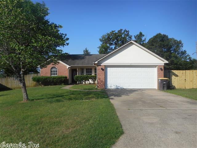615 Amy, Bryant, AR 72022 (MLS #18019541) :: Truman Ball & Associates - Realtors® and First National Realty of Arkansas