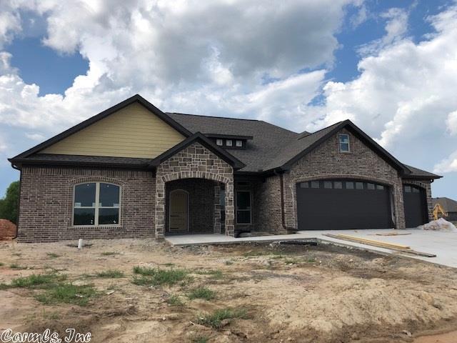 2422 Lakewood Cir, Cabot, AR 72023 (MLS #18022796) :: Truman Ball & Associates - Realtors® and First National Realty of Arkansas