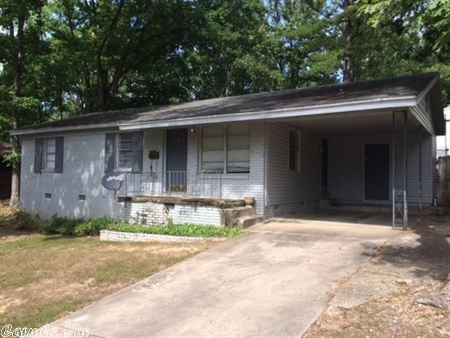 205 Springwood, Little Rock, AR 72211 (MLS #18030531) :: Truman Ball & Associates - Realtors® and First National Realty of Arkansas