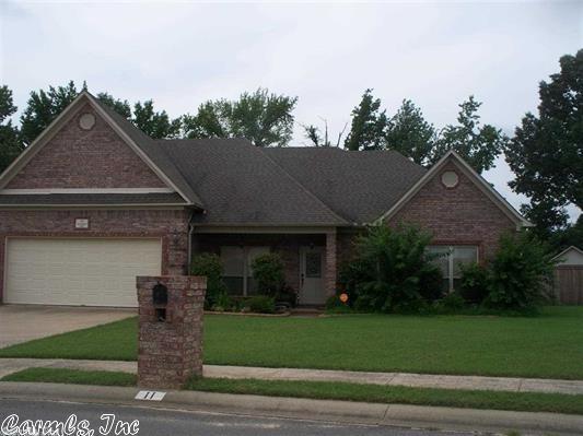 11 Talladega Loop, Cabot, AR 72023 (MLS #18030533) :: Truman Ball & Associates - Realtors® and First National Realty of Arkansas