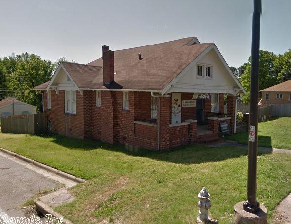 1724 N Main, North Little Rock, AR 72114 (MLS #19013075) :: Truman Ball & Associates - Realtors® and First National Realty of Arkansas