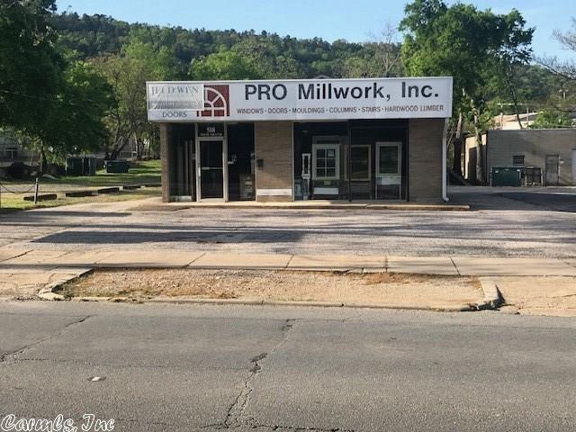 518 W Grand, Hot Springs, AR 71901 (MLS #19013763) :: Truman Ball & Associates - Realtors® and First National Realty of Arkansas