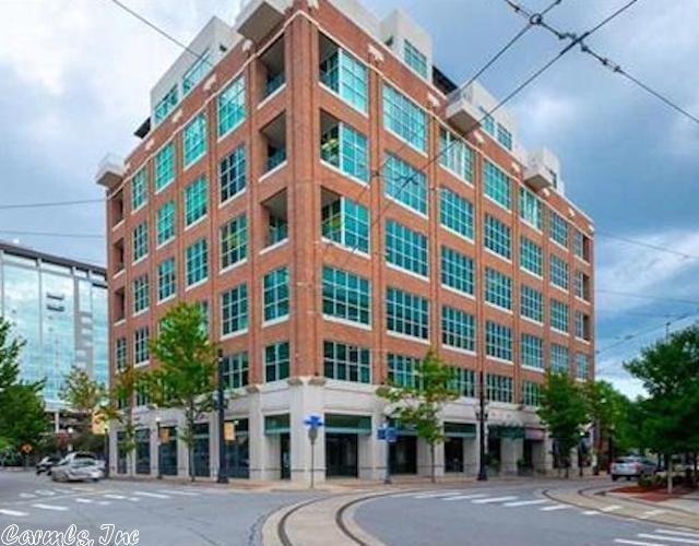 200 River Market #605, Little Rock, AR 72202 (MLS #19022213) :: Truman Ball & Associates - Realtors® and First National Realty of Arkansas
