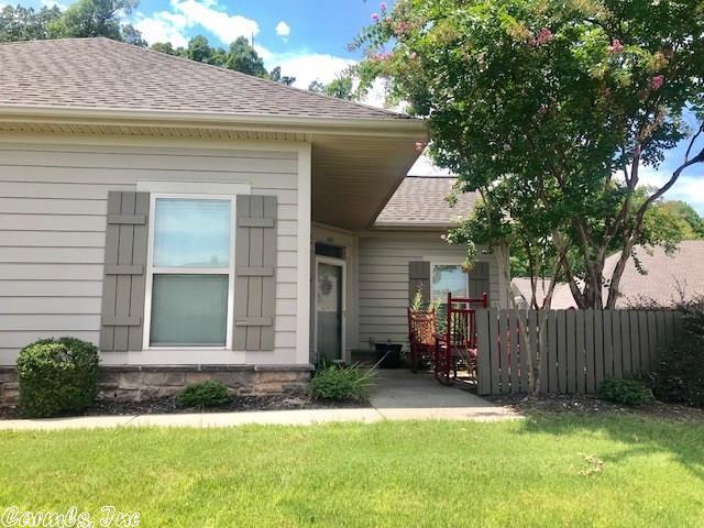 112 Mountain Terrace, Maumelle, AR 72113 (MLS #19025278) :: Truman Ball & Associates - Realtors® and First National Realty of Arkansas