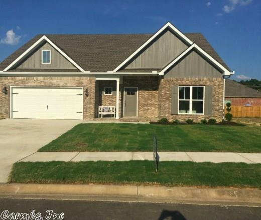 1530 Blue Lucerne, Conway, AR 72034 (MLS #19025427) :: Truman Ball & Associates - Realtors® and First National Realty of Arkansas