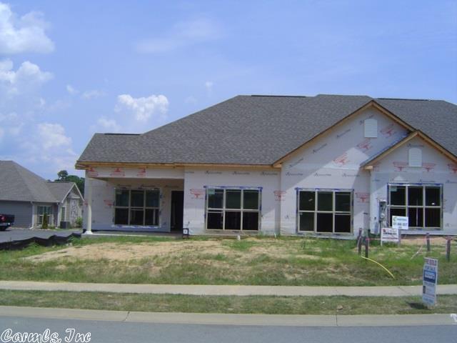 181 Mountain Terrace, Maumelle, AR 72113 (MLS #19025790) :: Truman Ball & Associates - Realtors® and First National Realty of Arkansas