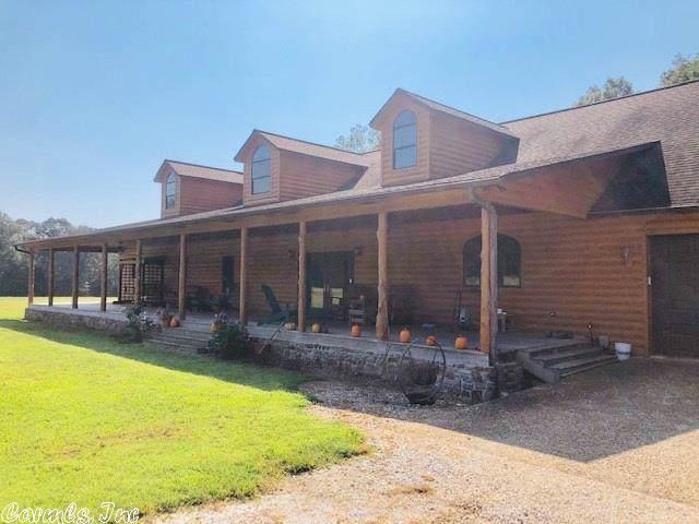 668 Leasor Road, Mountain View, AR 72560 (MLS #19030039) :: Truman Ball & Associates - Realtors® and First National Realty of Arkansas
