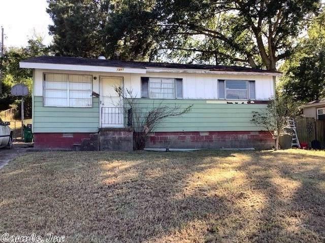 7307 Twin Oaks Rd., Little Rock, AR 72209 (MLS #19033708) :: Truman Ball & Associates - Realtors® and First National Realty of Arkansas