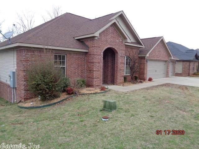 1097 Skyline, Alexander, AR 72002 (MLS #20002619) :: Truman Ball & Associates - Realtors® and First National Realty of Arkansas