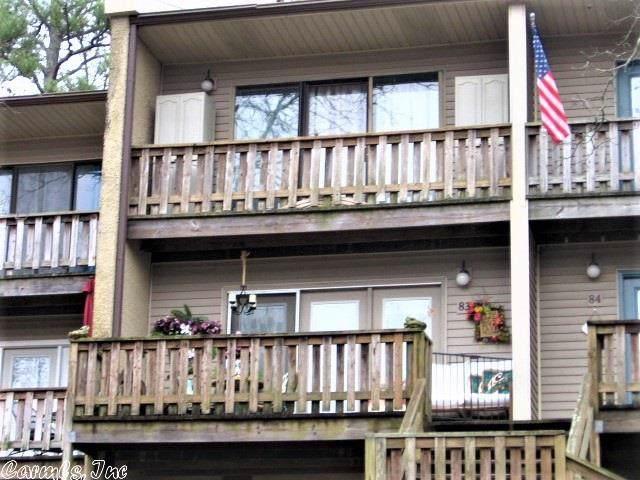 601 Dave Creek Parkway #83 #83, Fairfield Bay, AR 72088 (MLS #20002880) :: Truman Ball & Associates - Realtors® and First National Realty of Arkansas