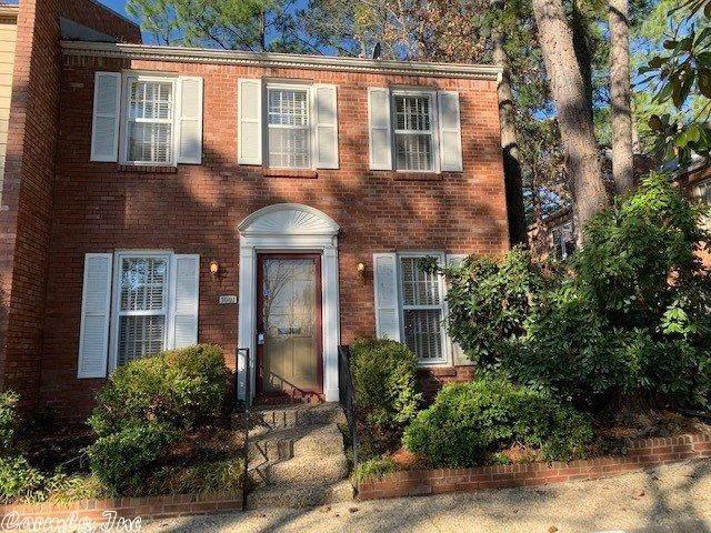 2805 Foxcroft Rd #1001, Little Rock, AR 72227 (MLS #20004767) :: Truman Ball & Associates - Realtors® and First National Realty of Arkansas