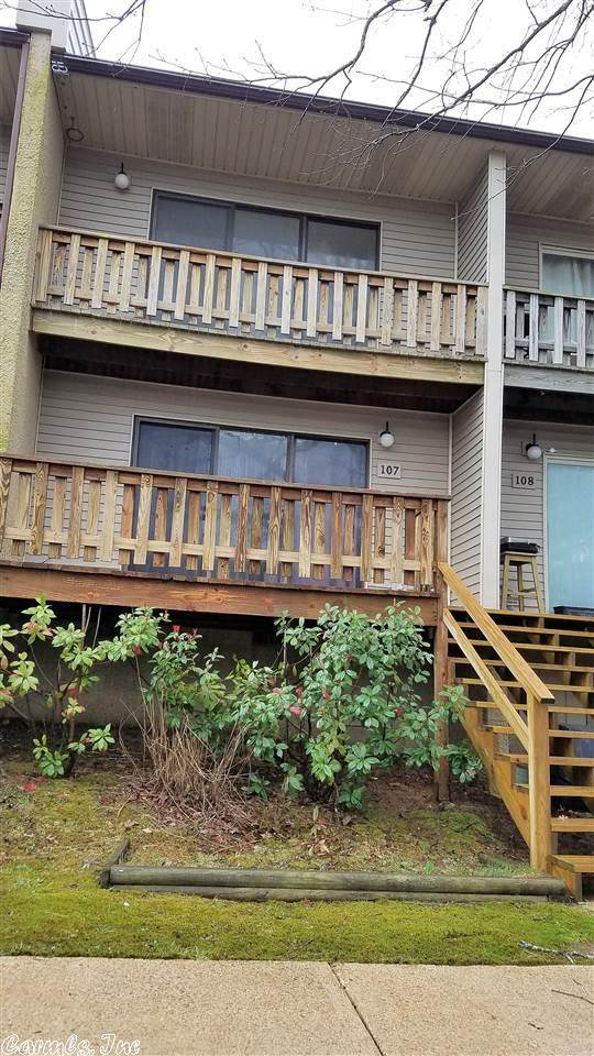 601 Dave Creek Pkwy #107, Fairfield Bay, AR 72088 (MLS #20009433) :: Truman Ball & Associates - Realtors® and First National Realty of Arkansas