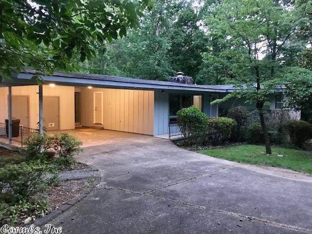 1 Silla Lane, Hot Springs Vill., AR 71909 (MLS #20014672) :: Truman Ball & Associates - Realtors® and First National Realty of Arkansas