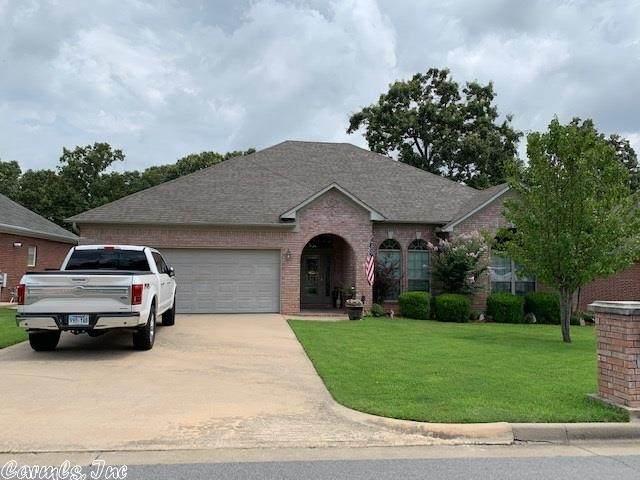 7112 Gap Ridge Drive, Sherwood, AR 72120 (MLS #20020072) :: Truman Ball & Associates - Realtors® and First National Realty of Arkansas