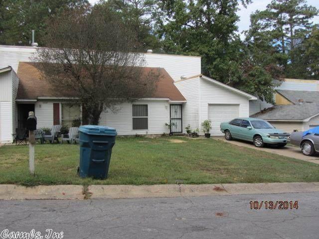 12822 Quail Creek B Unit, Little Rock, AR 72002 (MLS #20025863) :: United Country Real Estate