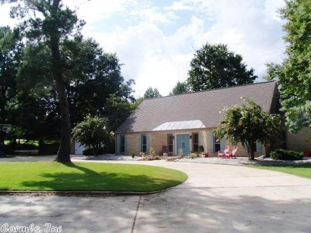 1504 Steel, Nashville, AR 71852 (MLS #20029391) :: United Country Real Estate