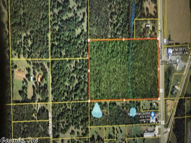 0 Highway 65 N, Greenbrier, AR 72058 (MLS #20036347) :: United Country Real Estate