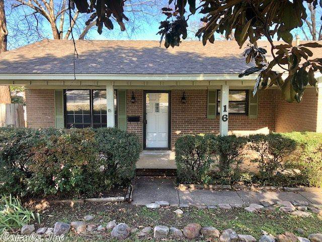 16 Pleasant Cove, Little Rock, AR 72211 (MLS #20038520) :: United Country Real Estate