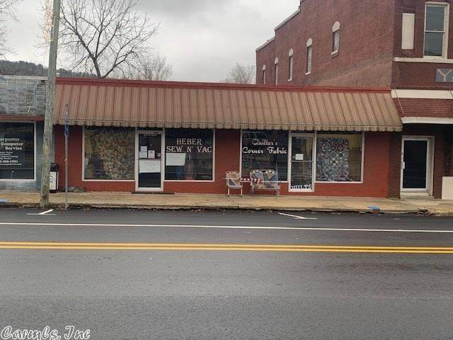 207 W Main, Heber Springs, AR 72543 (MLS #21000092) :: United Country Real Estate