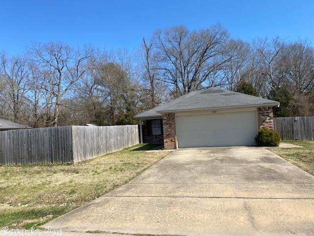 310 Shenandoah, Conway, AR 72032 (MLS #21006299) :: United Country Real Estate