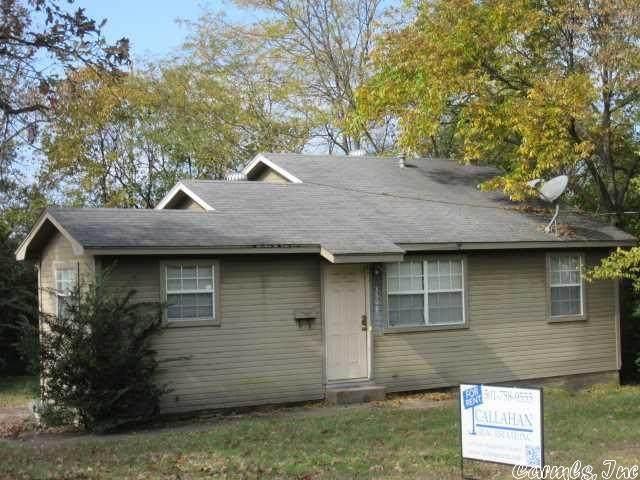 3508 Burks Avenue, North Little Rock, AR 72118 (MLS #21010589) :: The Angel Group