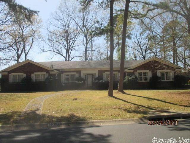 19303 Quail Run Dr, Little Rock, AR 72176 (MLS #21011047) :: United Country Real Estate