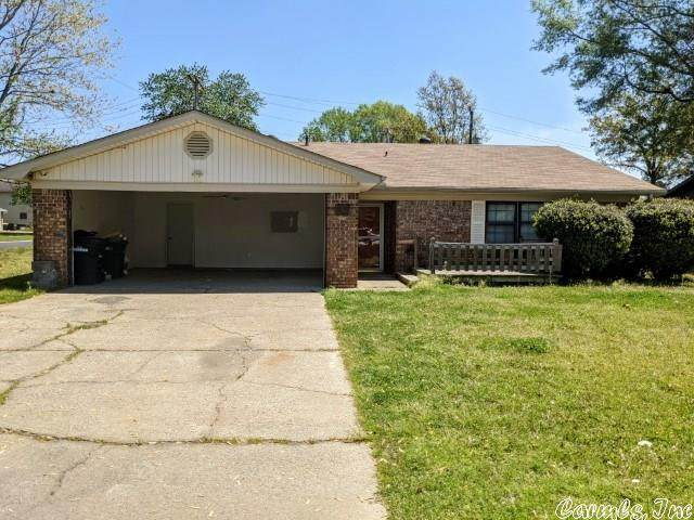 814 King Place, Jacksonville, AR 72076 (MLS #21011311) :: United Country Real Estate