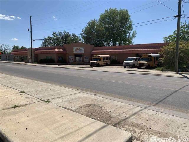 4615 Nettleton, Jonesboro, AR 72401 (MLS #21013806) :: United Country Real Estate