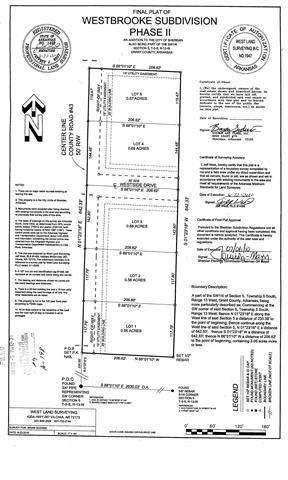 5 Westbrooke Sd Phase II, Sheridan, AR 72150 (MLS #21015009) :: The Angel Group