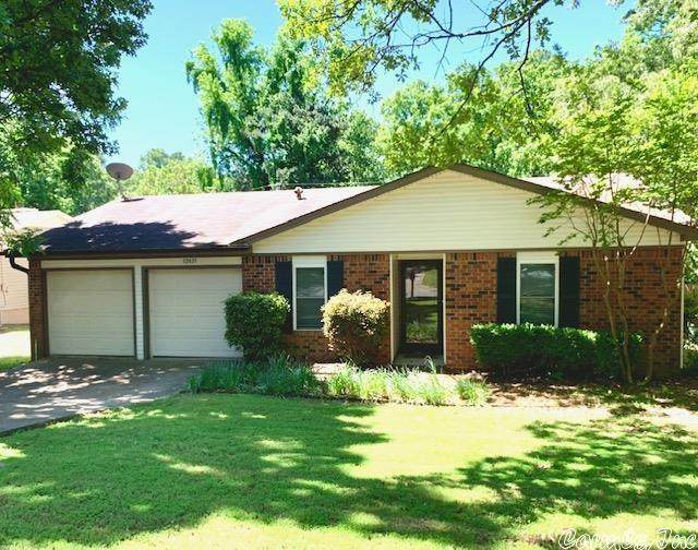 12621 Valleywood, Little Rock, AR 72211 (MLS #21015088) :: The Angel Group