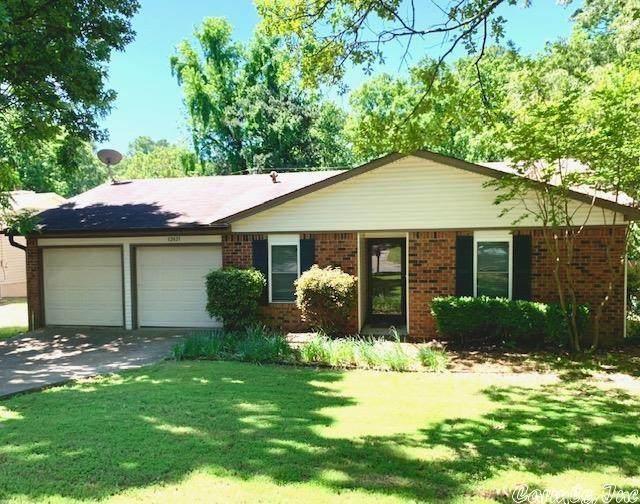 12621 Valleywood, Little Rock, AR 72211 (MLS #21015088) :: The Angel Group