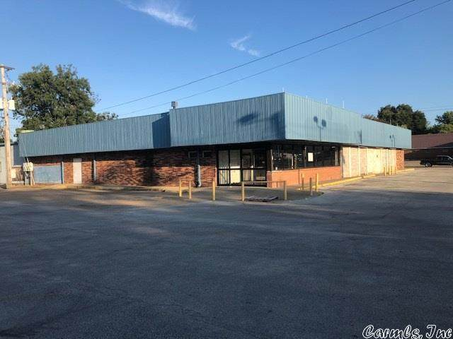 721 E Johnson, Jonesboro, AR 72401 (MLS #21018459) :: The Angel Group