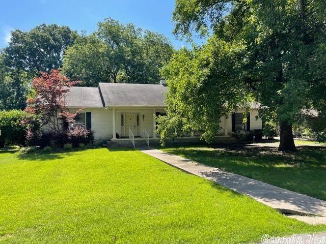 117 Brasfield, Dumas, AR 71639 (MLS #21018484) :: United Country Real Estate