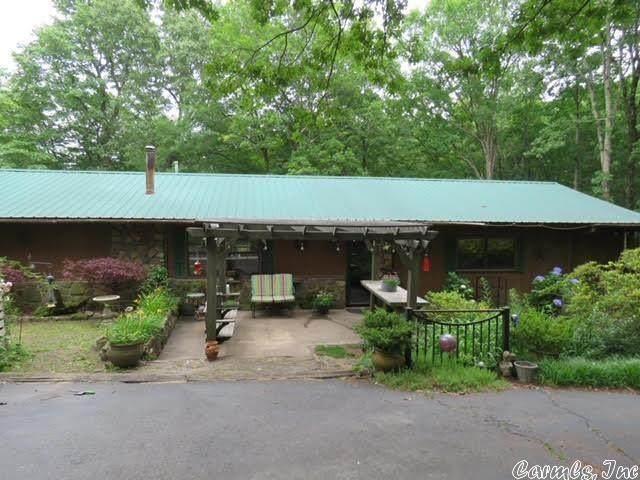 669 Little Rock Rd, Heber Springs, AR 72543 (MLS #21019083) :: The Angel Group