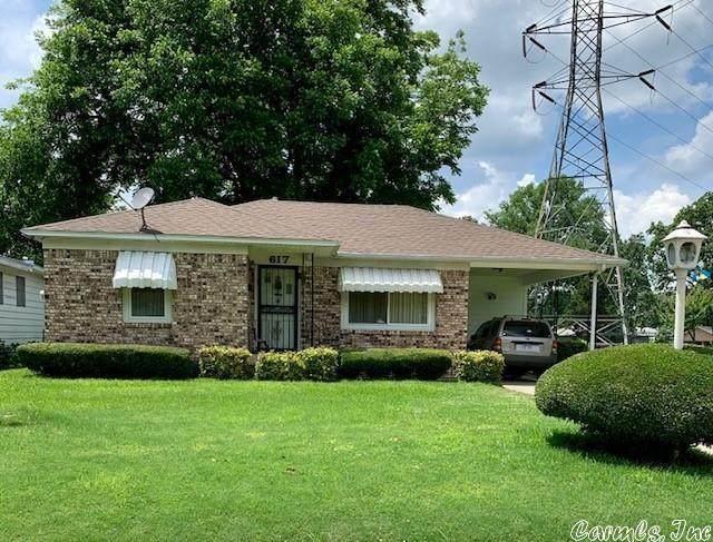 617 Gardenia, North Little Rock, AR 72117 (MLS #21019153) :: The Angel Group