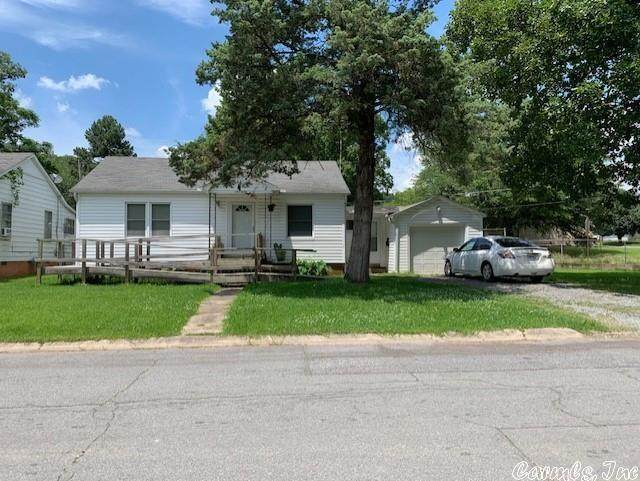 1911 W 18th, North Little Rock, AR 72114 (MLS #21019162) :: The Angel Group