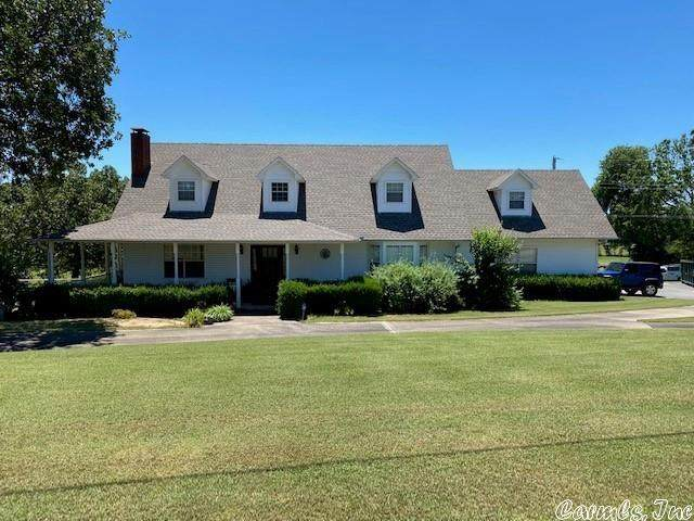 3175 Donnell Ridge, Conway, AR 72034 (MLS #21019521) :: United Country Real Estate