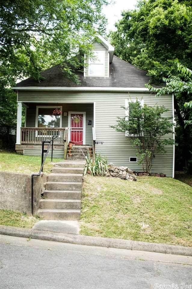 320 S Oak, Little Rock, AR 72205 (MLS #21020246) :: The Angel Group
