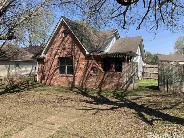 820 Hester, Jonesboro, AR 72401 (MLS #21022685) :: The Angel Group
