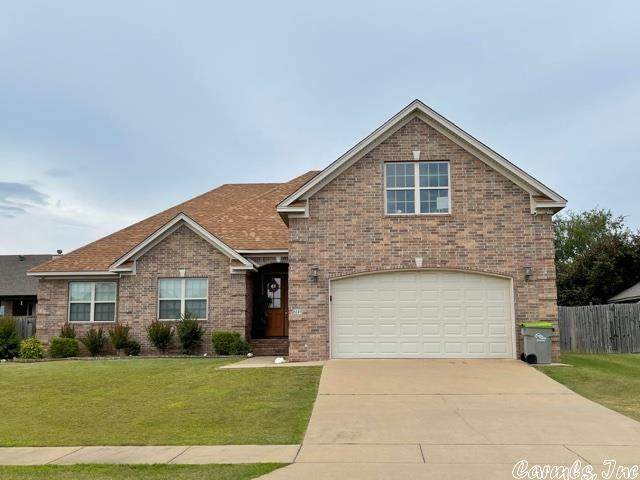 6149 Remington, Alexander, AR 72022 (MLS #21024046) :: United Country Real Estate