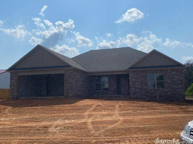 70 Bud Ford Trail, Cabot, AR 72023 (MLS #21025361) :: The Angel Group