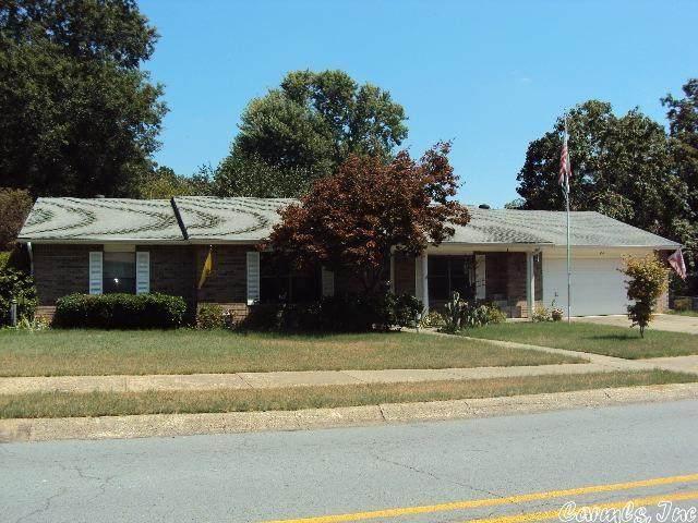 24 Pennwood, Sherwood, AR 72120 (MLS #21027919) :: The Angel Group