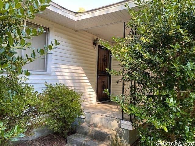 4108 Mt. Carmel Road, Bryant, AR 72022 (MLS #21029953) :: United Country Real Estate