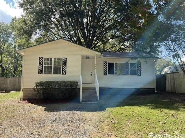 404 NE Third, Bryant, AR 72022 (MLS #21033411) :: Liveco Real Estate